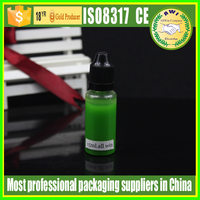 Free shipping Child dropper bottle PET 10ml plastic dropper bottle