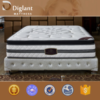 new heating selling french latex foam german mattress