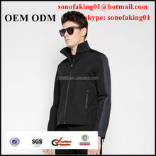 Diamond Quilting Spray-bonded Cotton Winter Jacket For Man