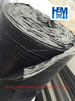 modified asphalt coiled material with high polymer
