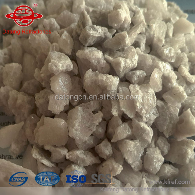 High Aluminum Oxide fused alumina magnesia alumina spinel Industrial Products As Refractory Material