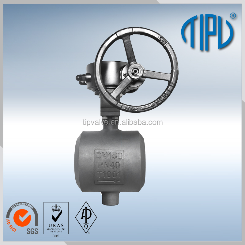 API609 Triple Offset Metal Seated Butterfly Valve