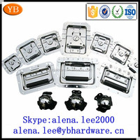 Custom Stainless steel flight case hardware,various types road case flight case parts ISO9001 passed