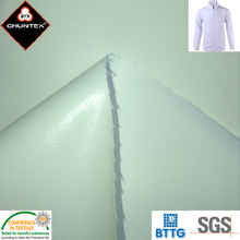 TPU Laminated Waterproof Breathable polyester pongee Sportswear clothing Fabric Teflon coated