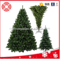 210cm PVC green christmas tree