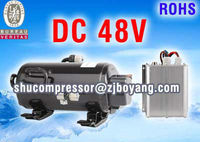 solar water pump for rotary compressor horizontal 48volts multi split inverter air conditioner