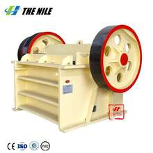 Large Capacity Small Stone 200 Tph Jaw Crusher Plant