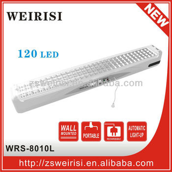 Wall Mounted Rechargeable LED Light (WRS-8010L)