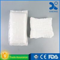Health Medical Manufacturer Medical Consumable Products Sterile Gauze Lap Sponges