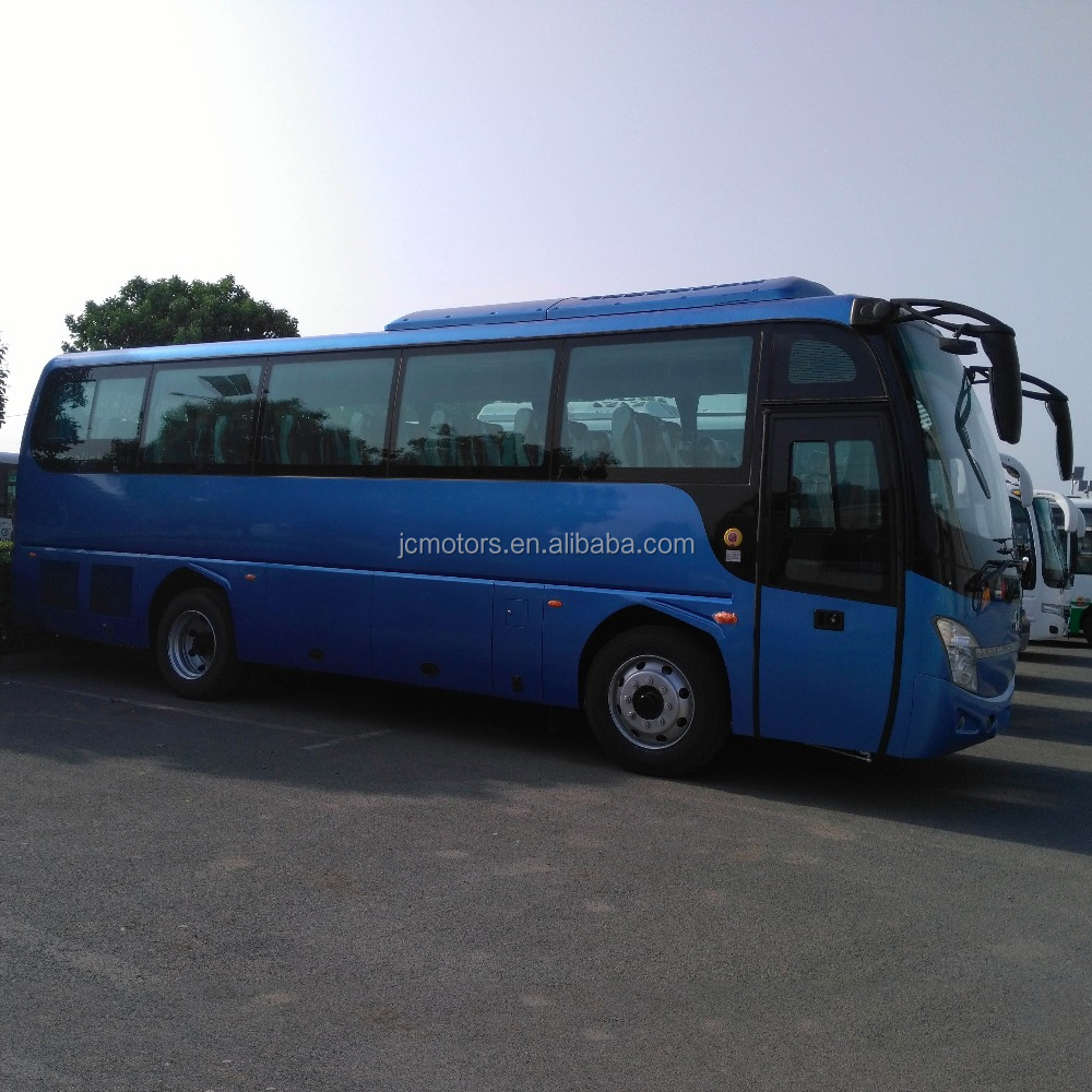 Hot selling Front Engine 9 M Tourist Passenger Coach Bus for sale