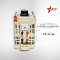 6KVA 380V to 0-430V AC Three phase Rotating adjustment voltage regulator