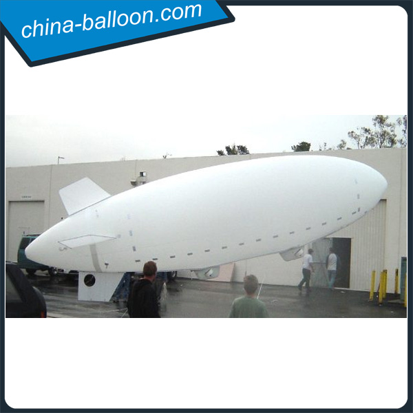8m outdoor rc helium airship blimp for advertisement