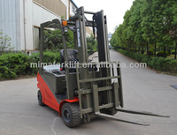 MIMA Three Wheels Electric/ Battery Forklift 1-1.8 T with