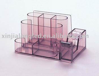Acrylic desk organizer buy desk organizer office supply - Acrylic desk organizer set ...