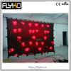 power supply flexible & fairy led dj light curtain on latest chinese product