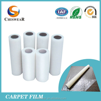 new design hot sale carpet protection film sgs certification
