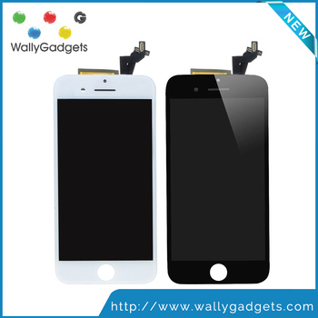 Alibaba China High copy New Grade AAA Screen For iPhone 6s LCD Screen Display with Touch Screen Digitizer Assembly