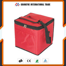 Guangyue Cheap Goods Portable Polyester Oxford Fabric Whole Foods Take Away Cooler Bag