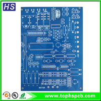 4 layer number of layer PCB prototype with FR4 material