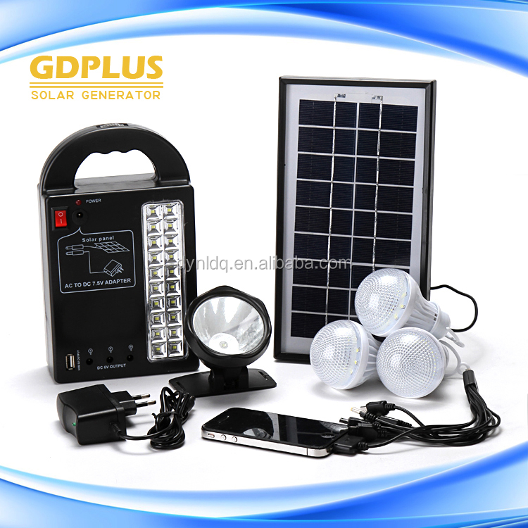 Newest solar home lighting system, mini projects solar water pump system, 4 w solar system India
