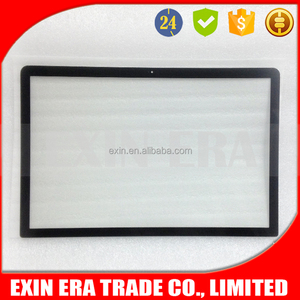 "Original For Apple Macbook Pro A1286 LCD Glass Screen Cover A1286 MB471 MC373 15"" 15.4"" Screen LCD Glass"