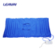 Medical pressure air mattress overlay for hospital bed
