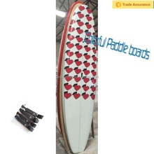 2015 New Design carbon fiber dragon boat paddle large scale graphic Paddle Boards