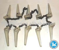 Harvester chains spare part