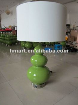 New type of table lamp with base switch