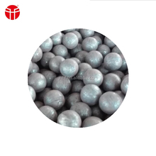 50mm forged grinding steel ball for sag mill