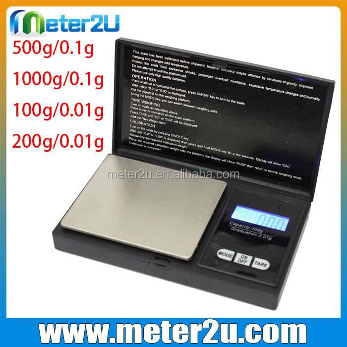 hot delling HDS-03 mini weight scale