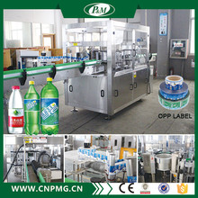 Zhangjiagang Roll-Fed Labeling Machine And Hot Melt Glue Labeling Machine Using Electricity Controlled By Micro-Computer