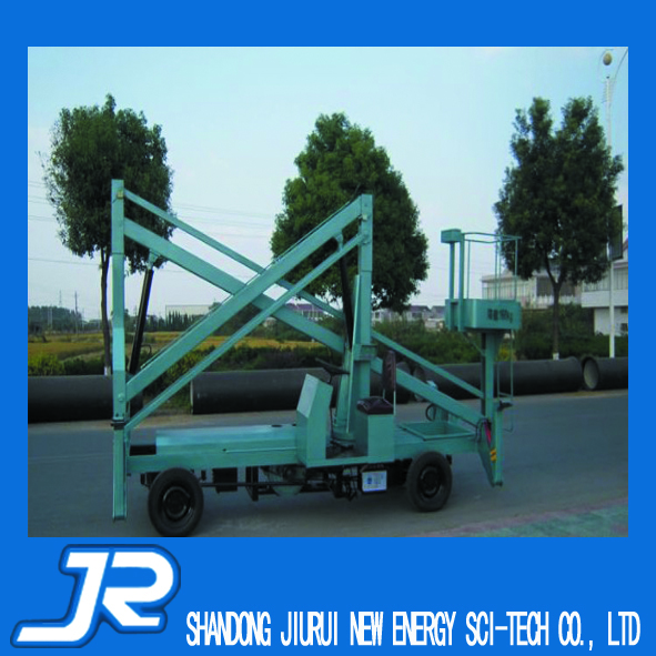 Big sale for new year 160kg hydraulic rise lift platform