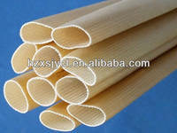 Silicone rubber glass fiber sleeve soft rubber hose