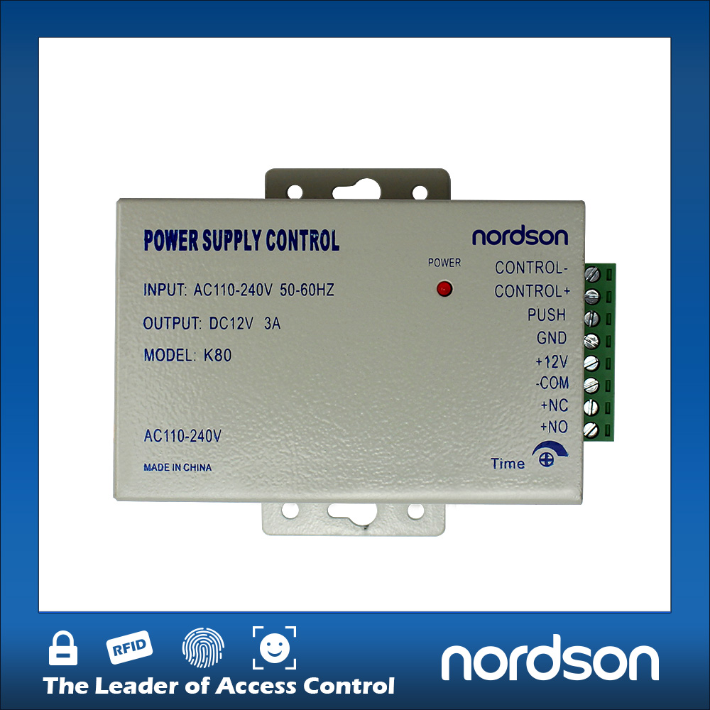 Switching Power Supply For Access Control