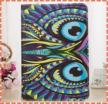 For Ipad Air 2 Cover Case, Custom Printing Leather Case For Ipad Air 2, Case For Ipad 6