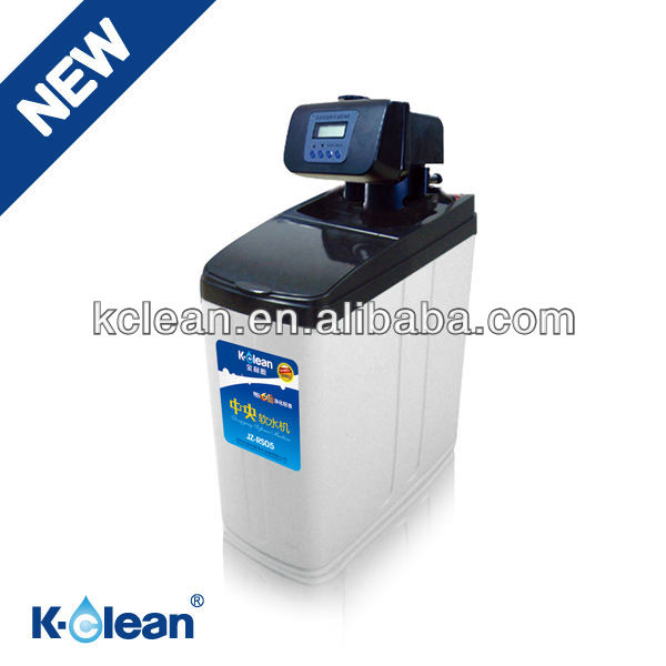 2013 Hot-selling atuomatic flushing water softener