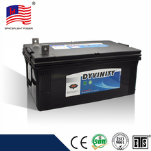China supplier 12 volt heavy duty power safe auto batteries for car and truck