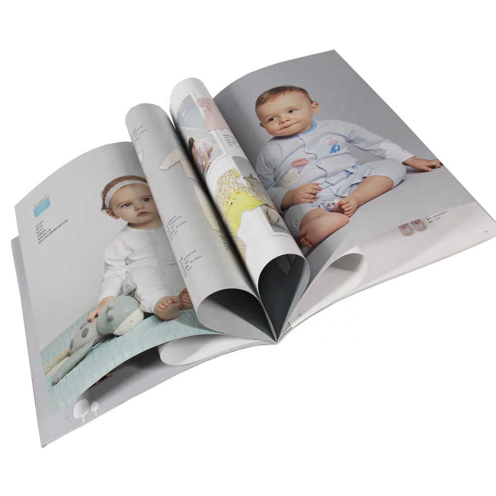 Cheap perfect bound story book printing