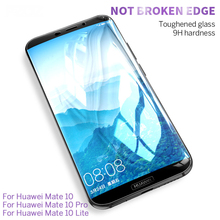Tempered glass for huawei mate 10 screen protector full cover 3D for huawei mate10 pro glass film mate 10 pro glass phone