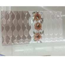 3D bathroom wall tile 20x30 popular designs cheap price, wall tile importers in africa