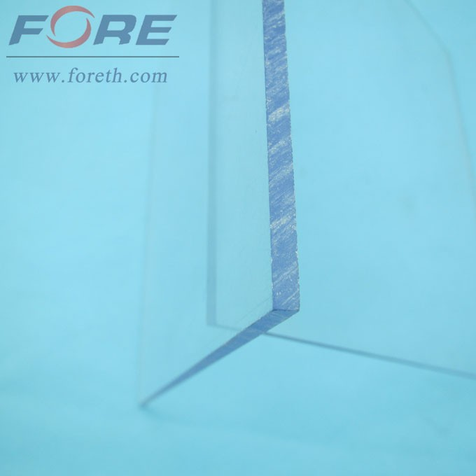 sheets 5mm pvc clear plastic