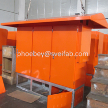 PHY-270 Electrical cabinet use sheet metal bending product fabrication