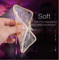 Ultra-thin sublimation case 4.7 / gel transparent 5.5 inch TPU 3d phone case / 3D mobile phone cover for Iphone 6