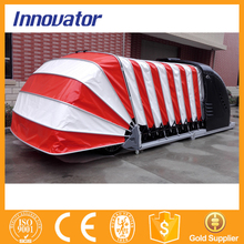 Automatic solar power retractable outdoor car canopy IT211 with CE
