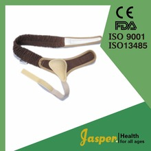 JASPER Soft Form Polyester Elastic Cotton Medical Hernia Support