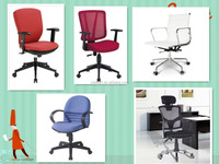 Clerk Chair Confortable and Economic for office