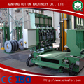 Automatic PET strapping machine for cotton baler