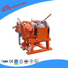 2 Ton Mine use cost performance Pneumatic Winch 2 Ton general Air Hoist