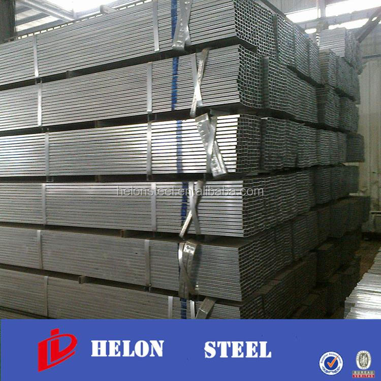 rectangular iron tube ! steel factory hollow section galvanized square tubing square plastic pipe